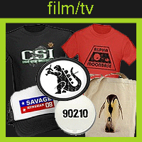 film & tv t-shirts / gifts