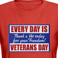 Every Day is Veterans Day