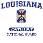 Louisiana National Guard 256th