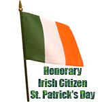 Honorary Irish Citizen
