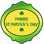 Happy St. Pat's Day