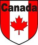 Canada Flag / Canadian Shield