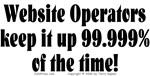 Website Operators