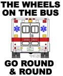 Ambulance Wheels Go Round