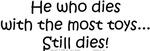 Who Dies, Still Dies