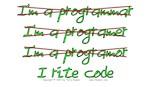I Rite Code