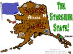 AK - The Starshine State!