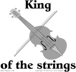 King of the Strings (Violin)