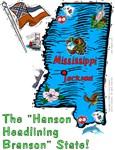 MS - The Hanson Headlining Branson State!