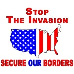 Mexico Stop The Invasion