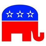 Republican Elephant - Classic