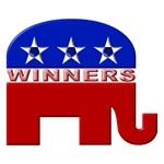 Republican Elephant Logo
