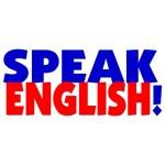 Speak English (color)