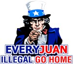Uncle Sam: EveryJuan Illegal Go Home