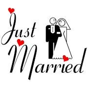 Wedding Slogan: Just Married