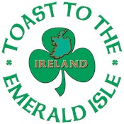 Toast To The Emerald Isle: Ireland
