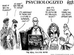 psychologized