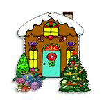 Holiday Gingerbread House Gifts For Xmas Season