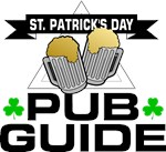 Offical Beer Pub Guide For St Patricks Day!