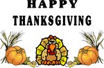 Thanksgiving Holiday Decorations and Gifts