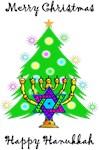 Hanukkah Christmas Interfaith Family