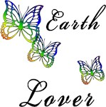 Earth Lover and Earth Day Apparel
