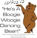 Boogie Woogie Dancin' Bear