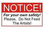 Notice / Artists
