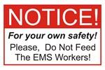 Notice / EMS