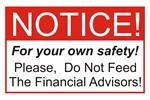 Notice / Financial Adv.