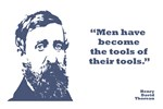 Thoreau - Tools