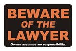 Beware / Lawyer