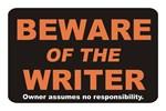 Beware / Writer