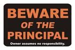 Beware / Principal