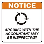 Accountant / Argue