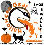 Halloween Gear Bags & Wallets