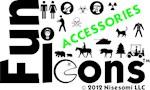 Fun Icons Accesseries