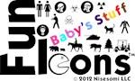 Fun Icons Baby's Stuff