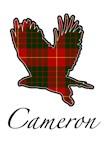 Clan Cameron Golden Eagle