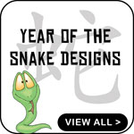 Year Of The Snake T-Shirts Snake T-Shirt