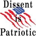 Dissent Is Patriotic T-Shirts