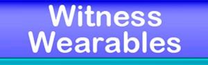 Witness Wearables - Sharewear on a Shirt!