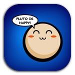 PLUTO IS HAPPY