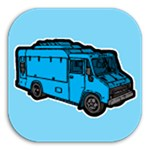 Food Truck: Basic (Blue)
