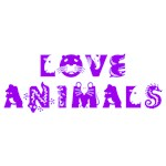 Love Animals_Purple