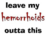 Leave Out Hemorrhoids