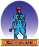 Commander Pill Beta