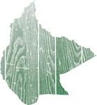Beni Flag And Map