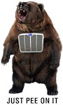 Grill Bear