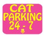 Cat Parking 24-7